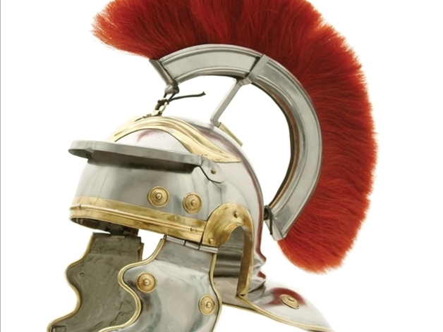 罗马人头盔