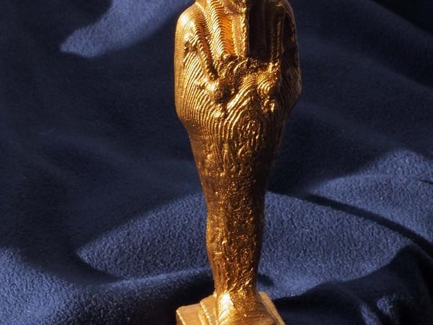 埃及守护神Shabti沙伯替