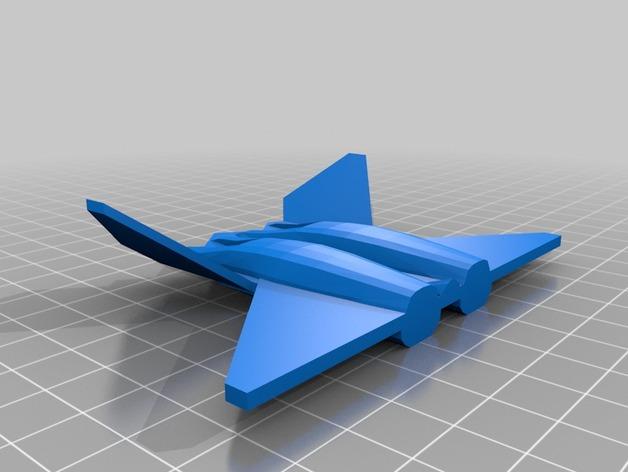 YF23黑寡妇战斗机