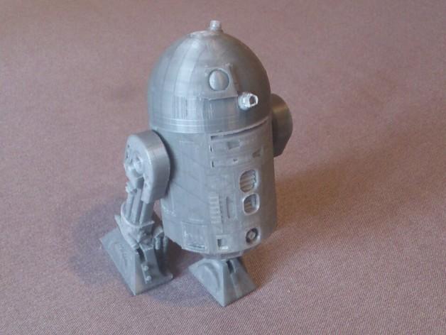 R2D2机器人