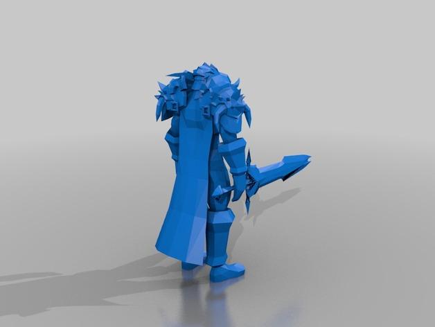 魔兽争霸死亡骑士