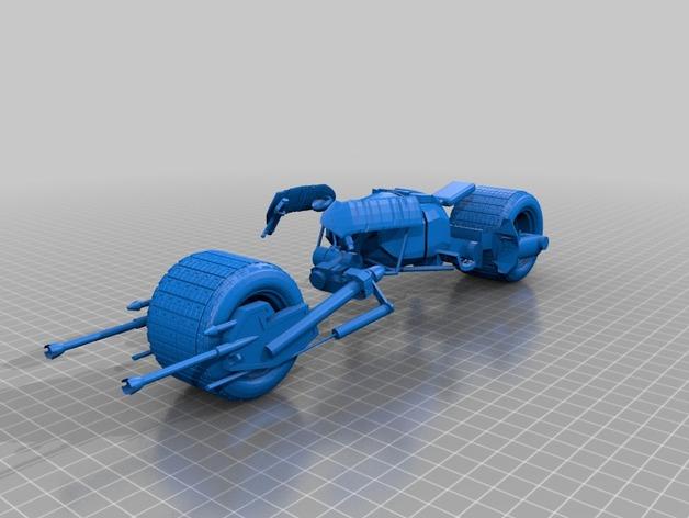 蝙蝠摩托车