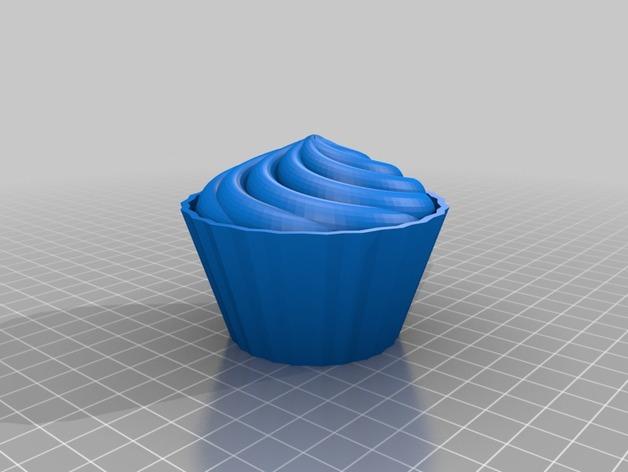 纸杯蛋糕 杯型蛋糕