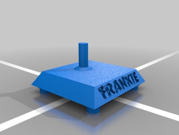 Frankie Stein游戏造型