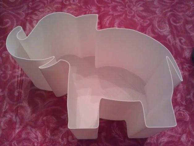 大象礼物盒