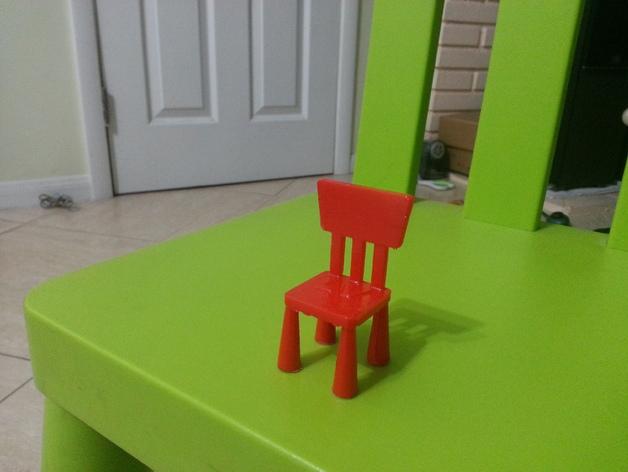 宜家儿童椅