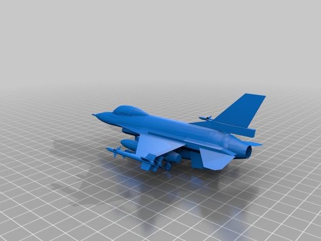 Falcon F16战斗机