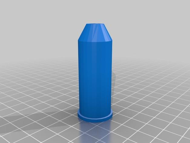 Cylume Samaritan炮弹模型