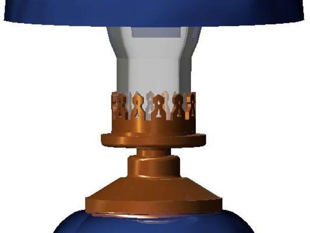 维多利亚灯