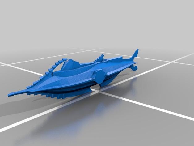 鹦鹉螺潜艇