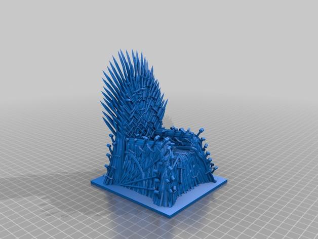 王座 座椅