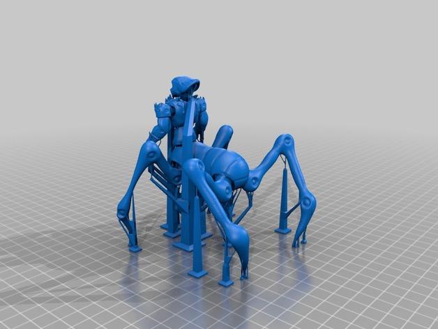 蜘蛛外星人