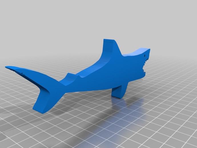 进击的鲨鱼