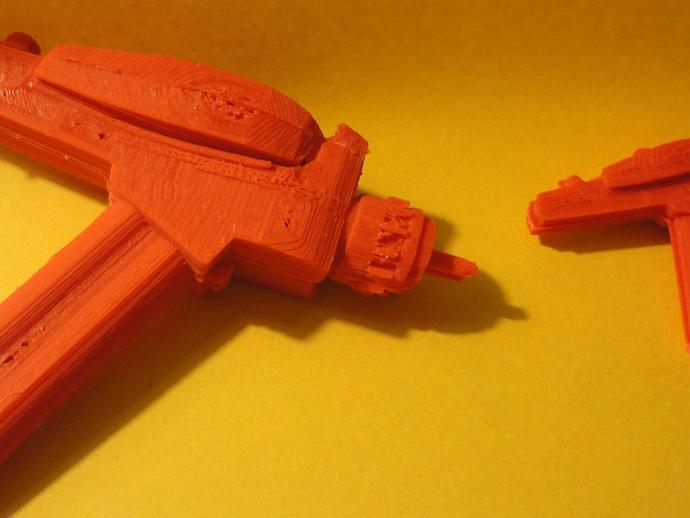 移相器 3D打印模型渲染图
