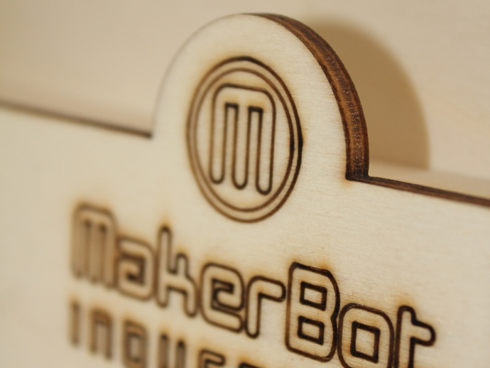MakerBot商店  3D打印模型渲染图