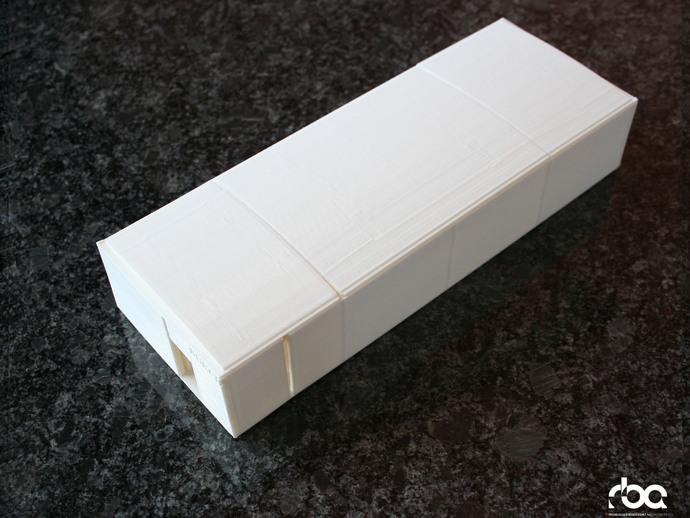 办公室建筑 房屋模型