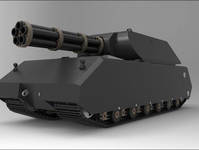 鼠式重型坦克