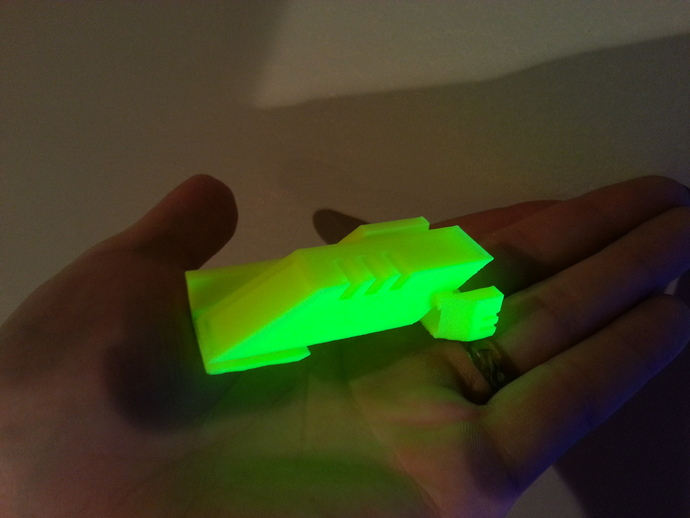 传送钥匙 3D打印模型渲染图