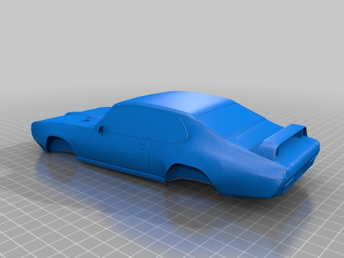GTO Judge赛车