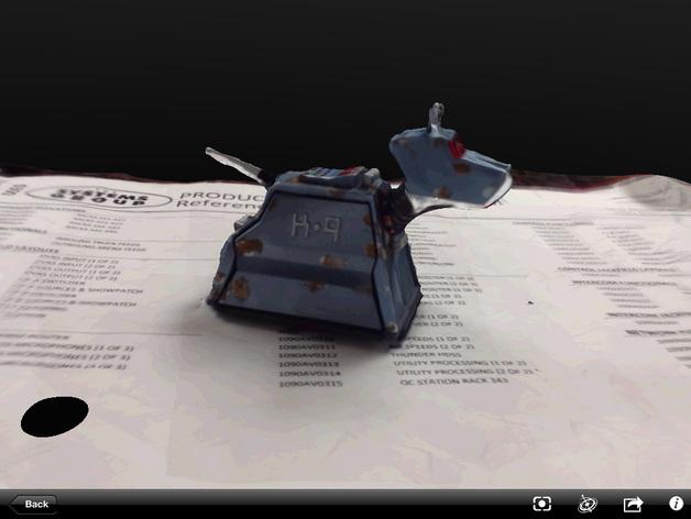 K-9小狗机器人