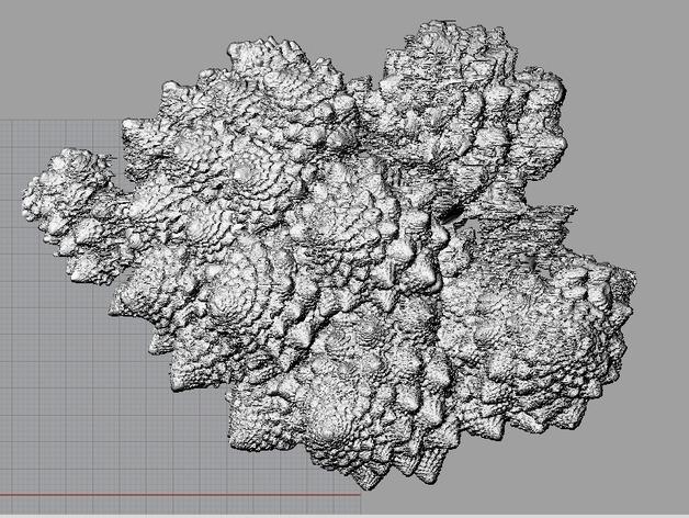 罗马的纹理模型 3D打印模型渲染图