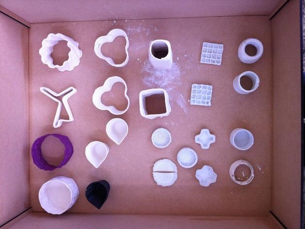 陶瓷3D打印挤出机
