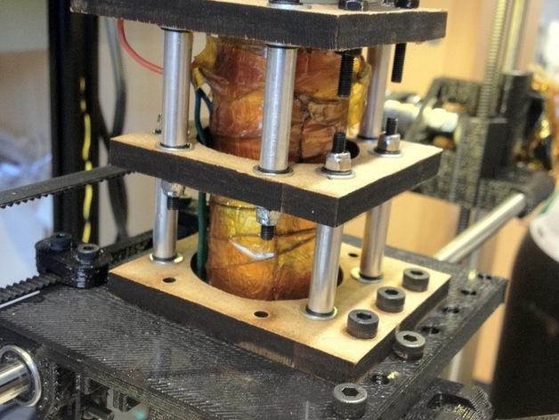 3D打印糖和巧克力的挤压机