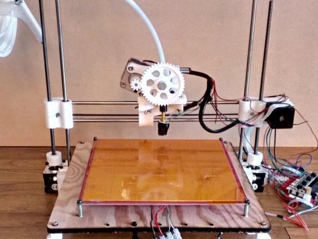 参数化Reprap打印机