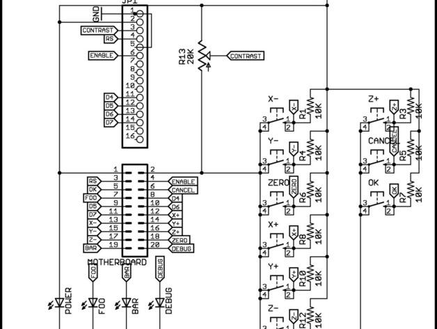MakerBot Gen4 接口装备