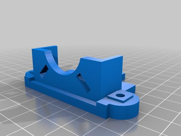 RepRap TinkerBot 3D打印机