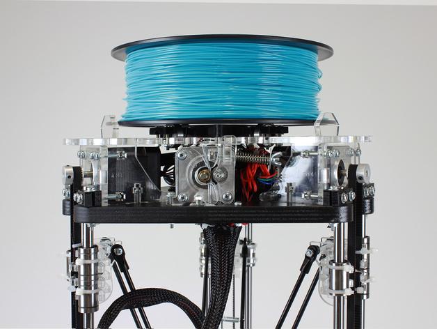 µDelta微型打印机