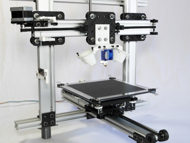MSB 3D打印机 3D打印模型渲染图