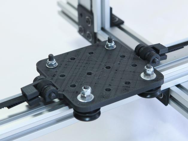 MSB 3D打印机