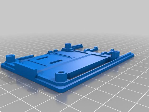 RasPi B+电路装置外壳