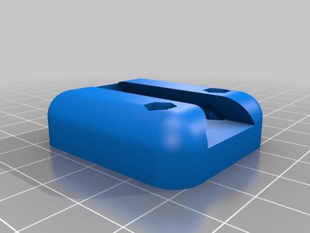 3D鲍登挤出机