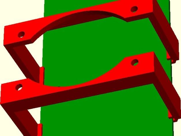 MOAB电路板风扇支架