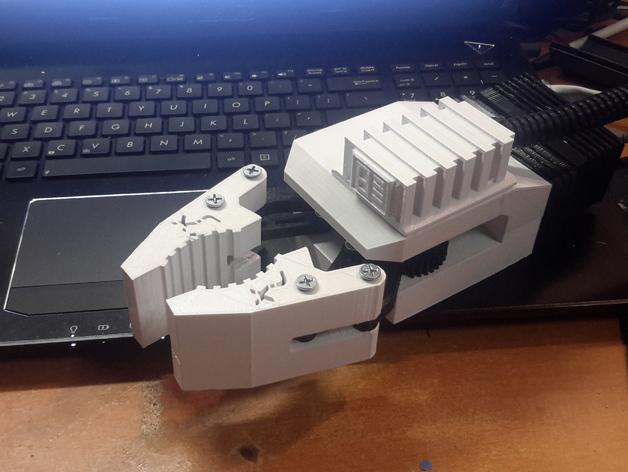 HD-7爪形器具