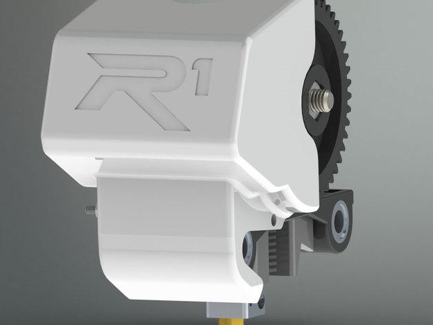 ROBO挤出机护罩