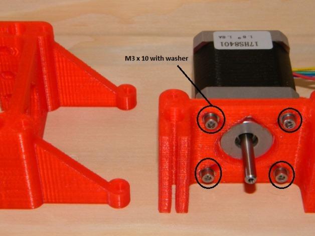 Rostock BI V1.0 3D打印机