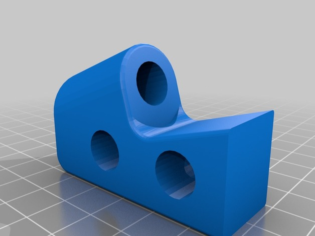 Prusa i3 3D打印机外壳支架