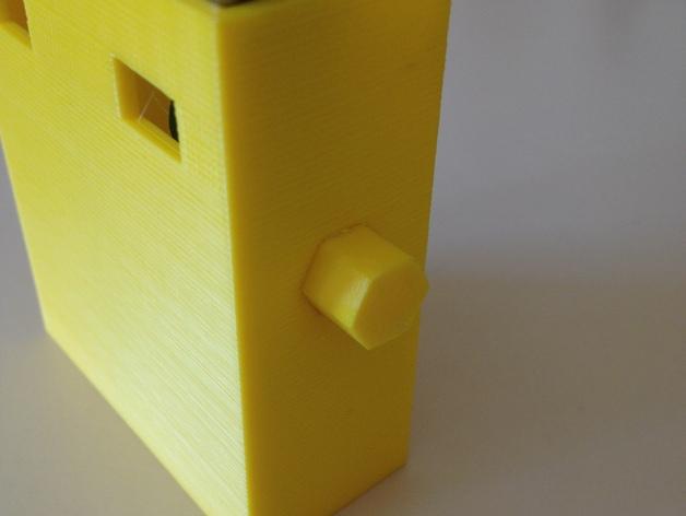 Prusa i3 Hephestos 3D打印机工具盒