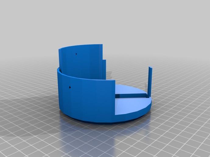 开源Eventorbot 3D打印机