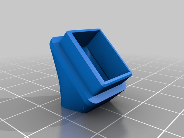 RigidBot冷却风扇底座
