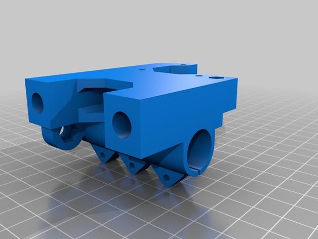 Prusa i3 3D打印机XZ轴