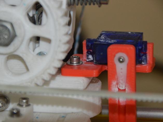 Prusa i2 3D打印机打印床自动校准装置
