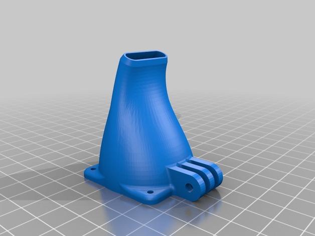 Prusa i3 and i3v打印机散热风扇.