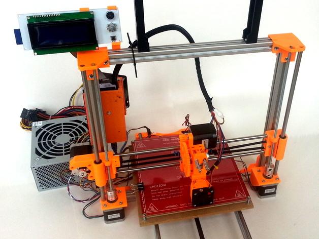 3D打印机Y轴固定架