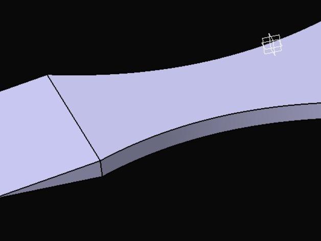 刮刀 3D打印模型渲染图
