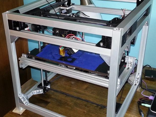3uP 3D打印机