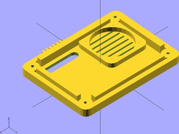 RAMP 1.4控制板外壳